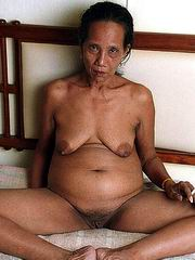 Chieese sexy granny nude