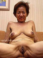 horny asian granny
