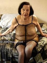 slutty asian granny
