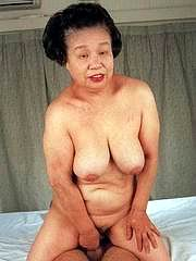 very old asian whores